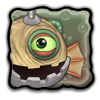 Rare My Singing Monsters Cybop