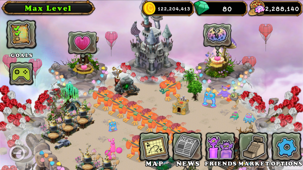 Breeding Guide My Singing Monsters Toe Jammer Breeding Guide My  Apps